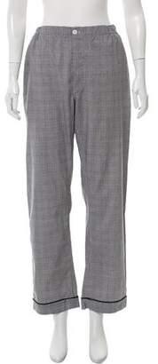 Sleepy Jones Woven Pajama Bottoms