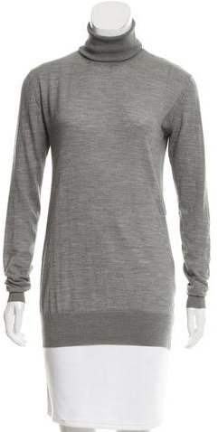 Stella McCartney Stella McCartney Virgin Wool Turtleneck Sweater