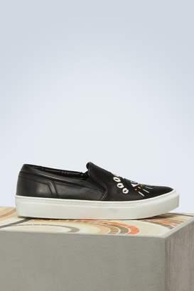 Kenzo K-skate Eye sneakers