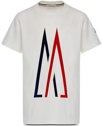 Moncler Boys' Graphic Tee - Little Kid