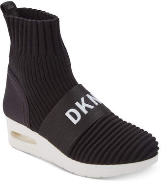 DKNY Anna Wedge Sneakers