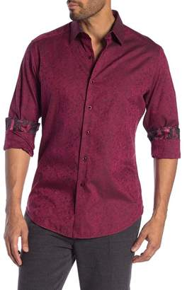 Robert Graham Biltmore Long Sleeve Woven Shirt