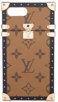Louis Vuitton 2017 Monogram Eye-Trunk 7 Plus Case