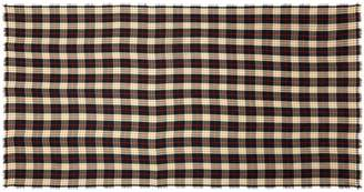 Burberry Cashmere Vintage Check Lightweight Scarf