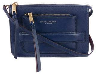 Marc Jacobs Bicolor Leather Crossbody Bag