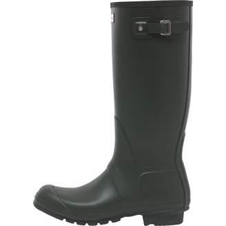 Hunter Green Rubber Boots