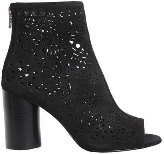 Ash Flirt Suede Boots