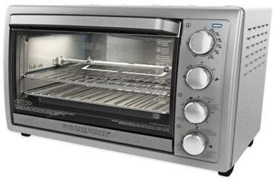 Black & DeckerTM 9-Slice Rotisserie Convection Oven