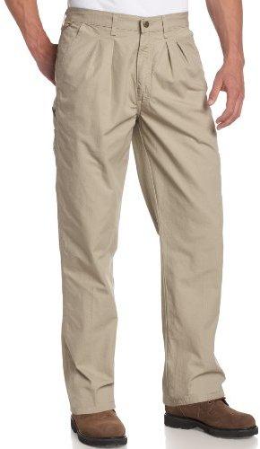 Wrangler Rugged Wear Men's Angler Relaxed-Fit Pant