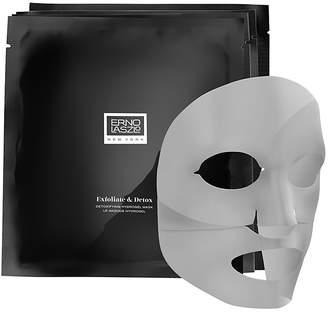 Erno Laszlo Exfoliate & Detox Detoxifying Hydrogel Sheet Mask, Set of 4