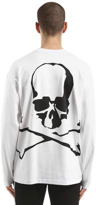 Oversized Jersey Long Sleeve T-Shirt
