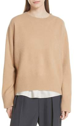Vince Cashmere Oversize Sweater