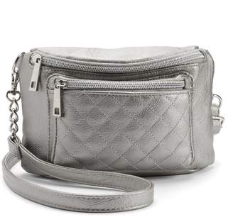 Apt 9 Connie Quilted Convertible Crossbody Bag