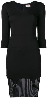 DAY Birger et Mikkelsen Murmur v-neck profane dress