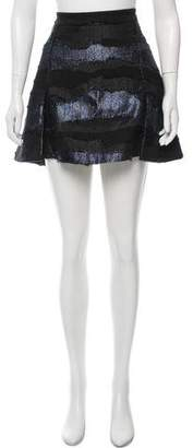 Christian Dior A-Line Mini Skirt