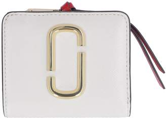 Marc Jacobs Snapshot Saffiano Leather Wallet