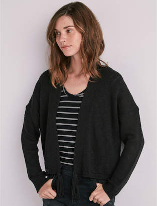 Lucky Brand SWEATER KNIT CARDIGAN