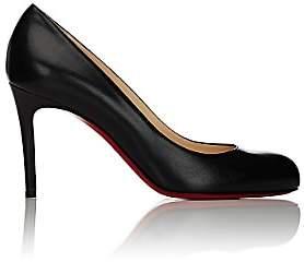 "Christian Louboutin Women's ""Simple"" Pumps - Black"