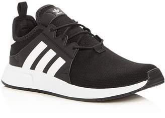 ffa24ed3e adidas Men s X PLR Knit Low-Top Sneakers