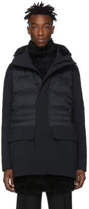 Canada Goose Black Down Black Label Breton Jacket