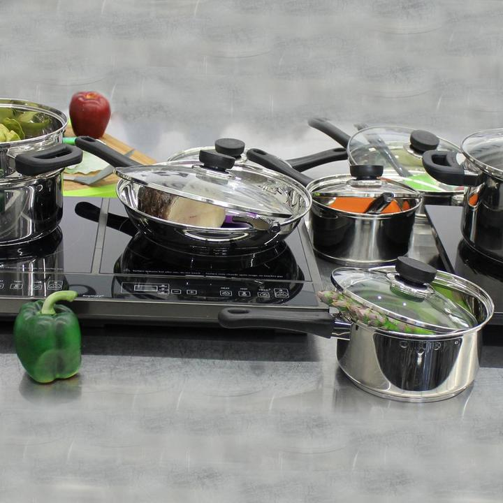 Berghoff BergHOFF CooknCo 14 pc Cookware Set