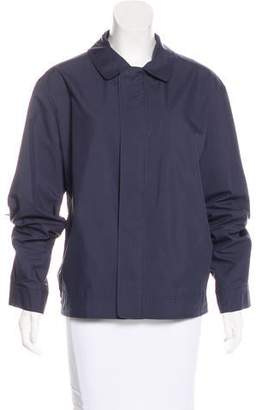 Burberry Lightweight Zip-Up Jacket