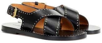Isabel Marant Jane studded leather sandals