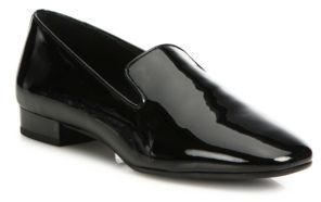 Michael Kors Collection Roxanne Patent Leather Loafers