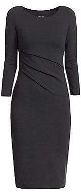 Giorgio Armani Women's Punto Milano Bodycon Dress