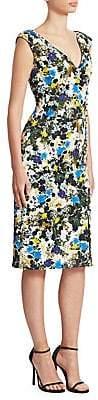 Erdem Women's Jyoti Sleeveless Sheath Dress