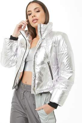 e0baf2a5853 Forever 21 Silver Clothing For Women - ShopStyle Canada