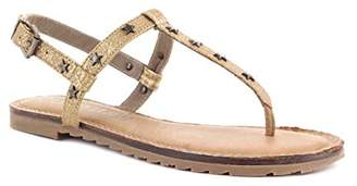 Cubanas Chocolat640M - Sandals for Women,Size 5