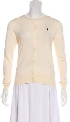 Polo Ralph Lauren Long Sleeve Knit Cardigan w/ Tags