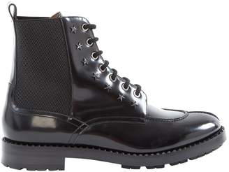 Jimmy Choo Black Patent leather Boots