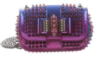Christian Louboutin Iridescent Sweet Charity Bag multicolor Iridescent Sweet Charity Bag