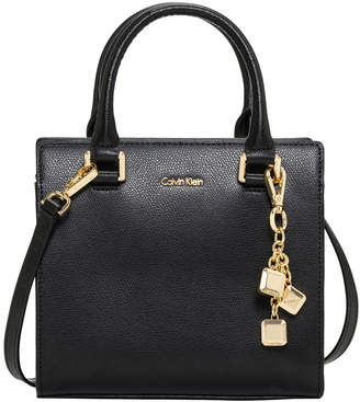 Calvin Klein Logan Double Handle Crossbody Bag H8AER8DA_BGD