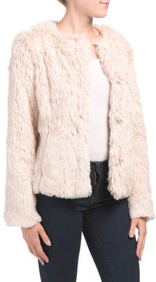 Stell Faux Fur Jacket