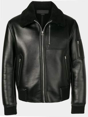 Stella McCartney borg collar jacket