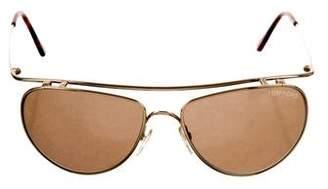 Tom Ford James Aviator Sunglasses