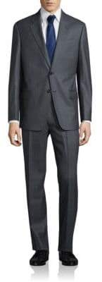 Armani Collezioni Two-Button Wool Suit