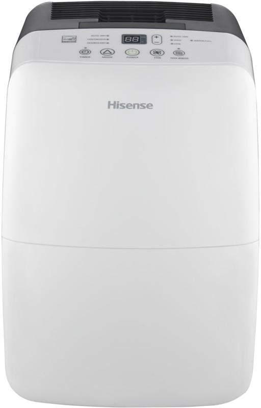 Hisense Energy Star 35-Pint 2-Speed Dehumidifier