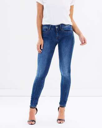 G Star Lynn D-Mid Super Skinny Jeans