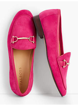 Talbots Cassidy Loafers - Suede