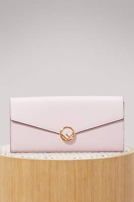 Fendi Continental wallet