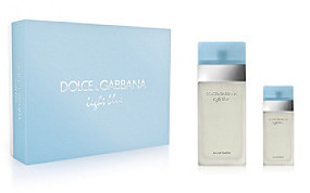 Dolce & Gabbana Dolce Gabbana Light Blue Gift Set (A $137 Value)