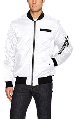Southpole Men's MA-1 Flight Bomber Jacket