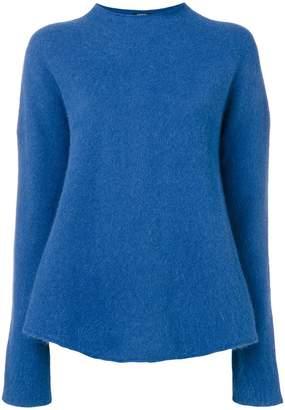Aspesi high boat neck sweater