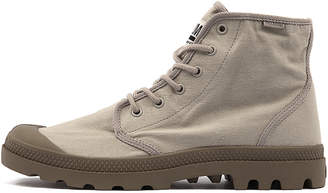 Palladium Pampa hi orginale String-fossil Boots Mens Shoes Casual Ankle Boots