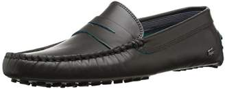 Lacoste Men's Concours 10 LCR SRM Slip-On Loafer