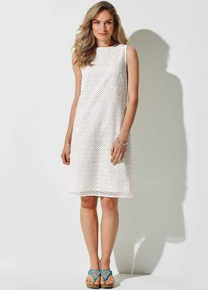 Kaleidoscope Broderie Anglaise Dress